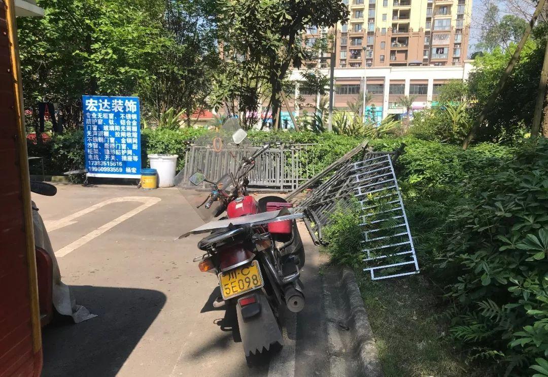 泸州一小区车库被改为商用门市,权威部门:不允许!