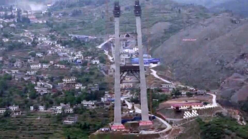 泸州将建一座亚洲山区跨径第一悬索桥