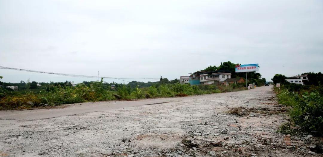 泸县合牛路港城大道至云龙段7月15日起封闭施工