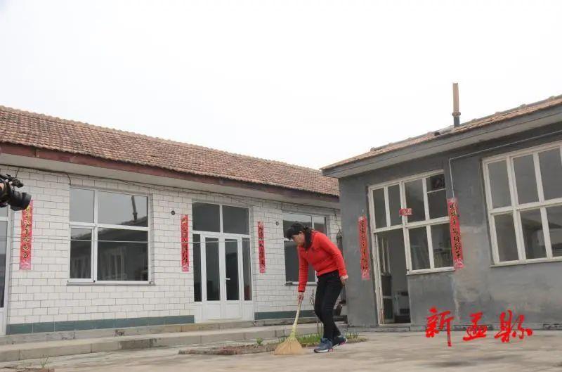 """�村民享受""""醉""""美生活――盂�h�O家�f�""""秀美庭院""""��建活�踊菁按迕�"""