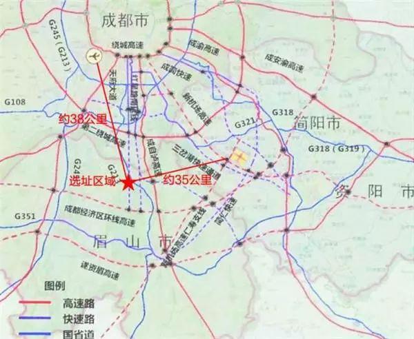 重磅!天府新区将建大环线公交体系,正规划视高、清水、大学城等地公交线路。