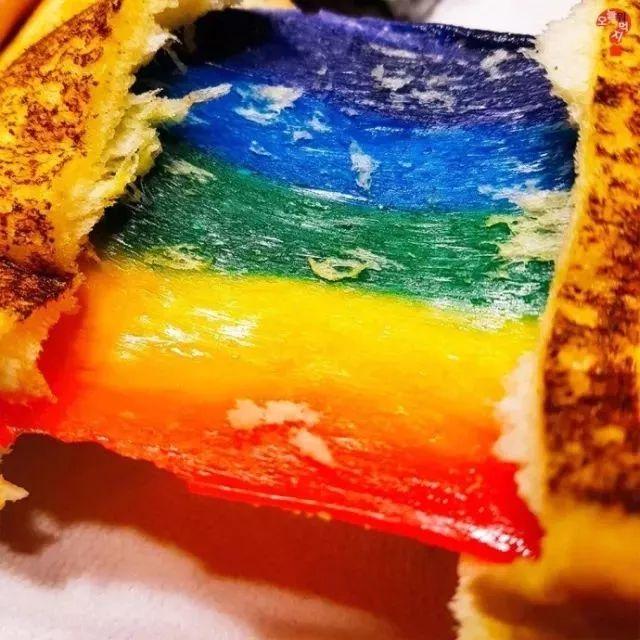 【美食】�W�t�a品彩虹系列