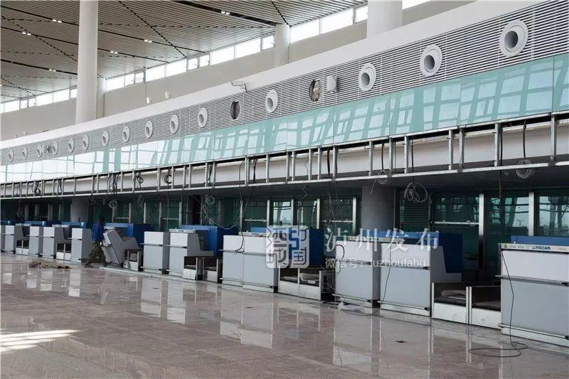 泸州云龙机场最新照片来了!你以后在这里登机、下机取行李