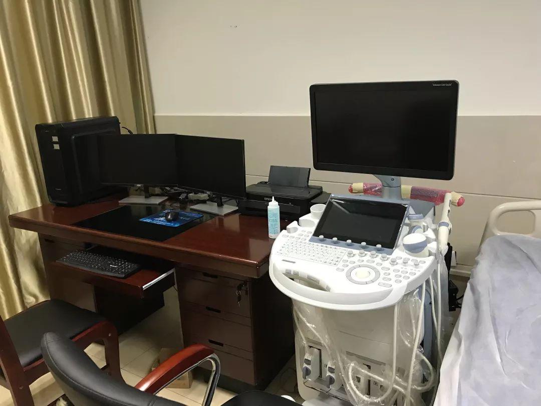 美国GEE10专业妇产彩超落户咸丰县人民医院,快提前和宝宝来一次亲密接触吧!