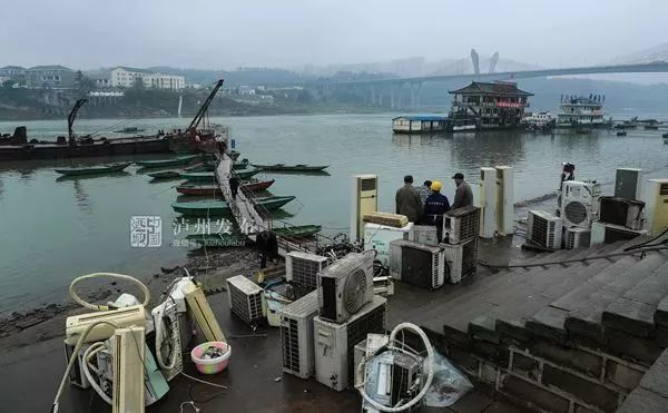 守护长江,11艘长江泸州段餐饮船年内将全部撤离