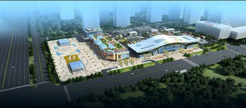 倒计时!9月16日,仁寿综合交通枢纽项目正式亮相!