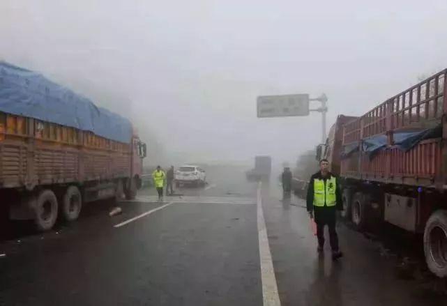 揪心!泸州一路段连发4起事故,12车受损,1人死亡!