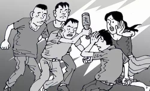 寻衅滋事、敲诈勒索、暴力讨债……中江这个涉黑恶犯罪组织被打掉了