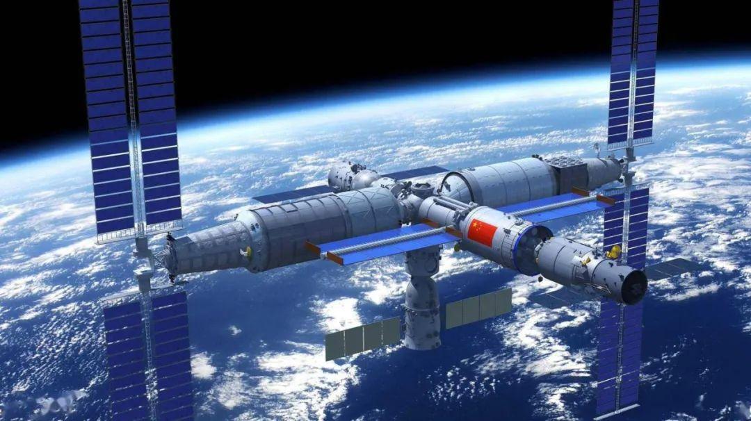 """骄傲!""""灵宝造""""正在为宇宙中国空间站工作"""