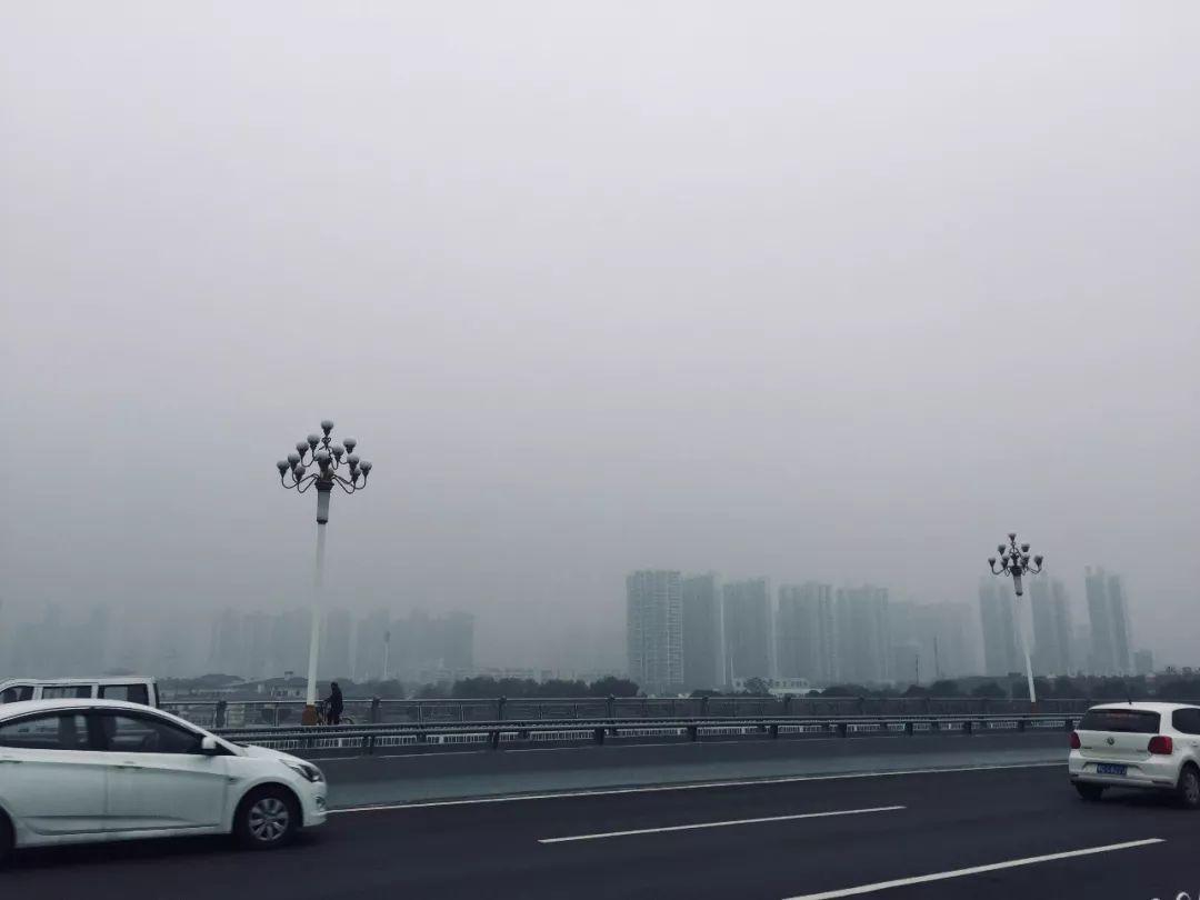 预警!新安人,雾霾+雨雪+降温+污染轮番来袭......