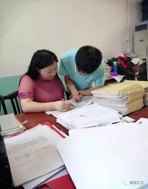 罗山县庙仙中学教师陈丽:春风化雨育桃李,润物无声洒春晖