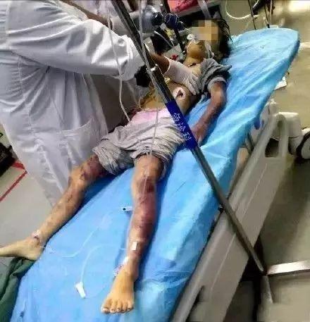 6�q女孩被爸爸活活打死:世界上最可怕的事,就是��父母不用考�