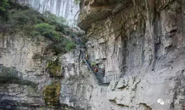 陵川有个神秘之地,抬头张家界低头九寨沟!