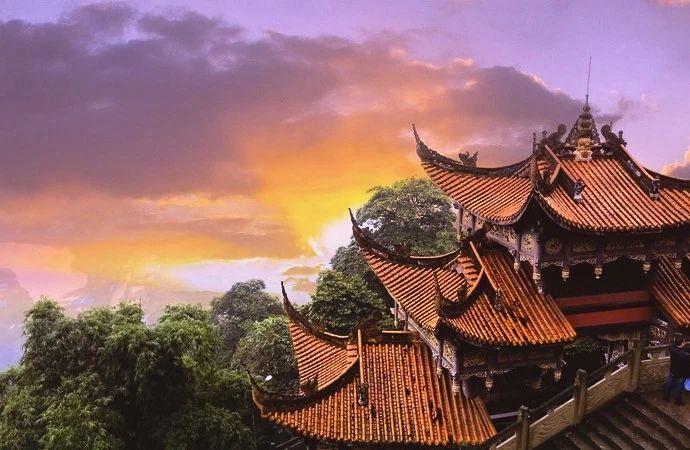 泸州方山风景名胜区规划公示|定位佛教名山、媲美5A景区