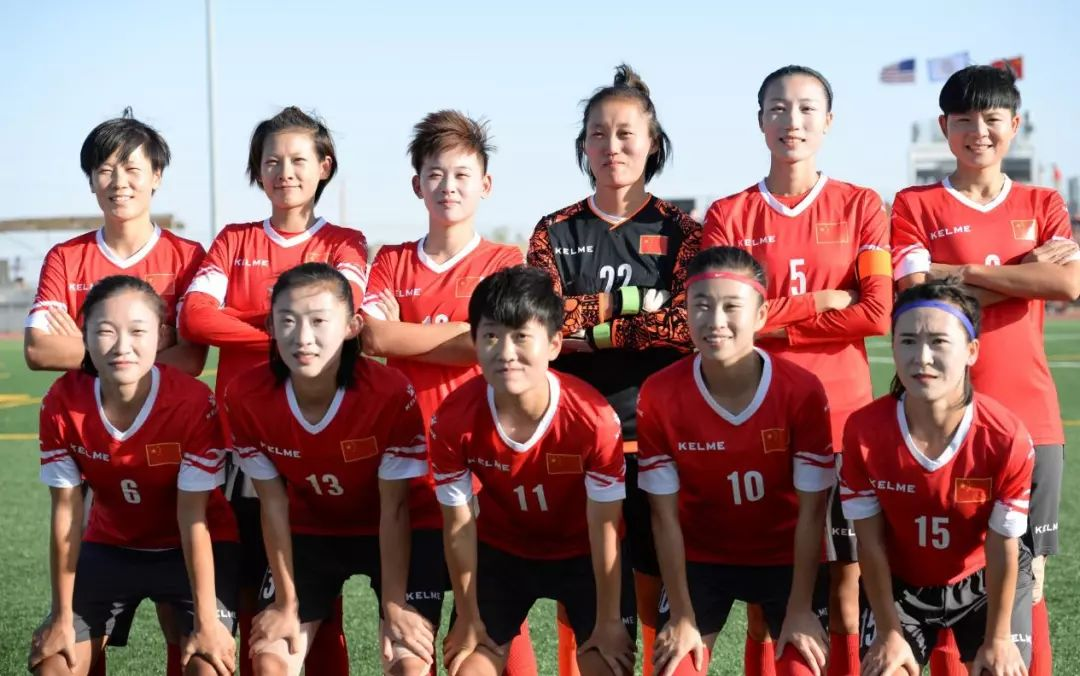 中国足球,还得靠女人。