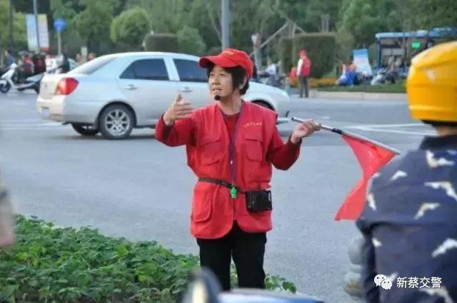 志愿者招募丨新蔡交警2018年春�\文明交通志愿者�_始招募啦!(第一批)