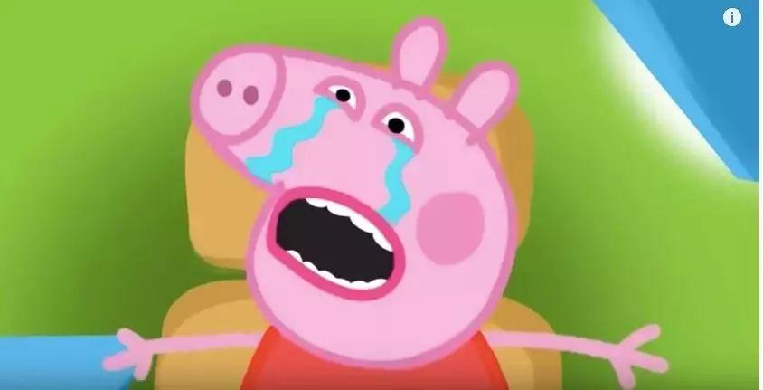 """你家孩子看的""""小猪佩奇""""可能是这种恐怖动画"""