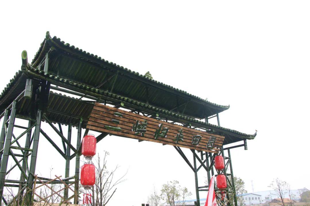 """巾帼踏青庆""""三八"""",《三峡归来田园》体验区迎客忙!"""