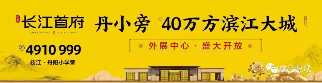 没买房的枝江人恭喜了,刚刚传来一个大消息!