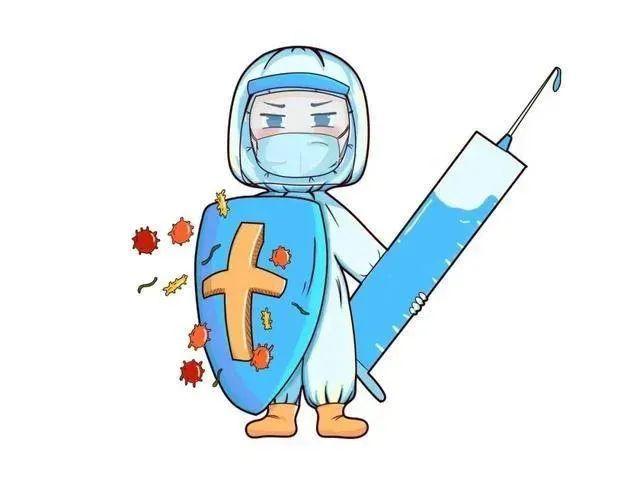 免�M!博�_人可�A�s接�N新冠病毒疫苗啦