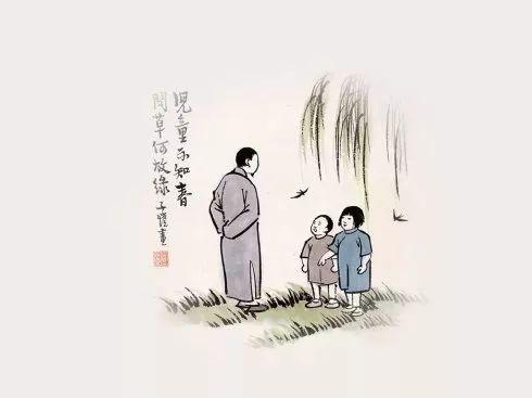 �告�V孩子:�x��和不�x��,�^的是不一�拥娜松�