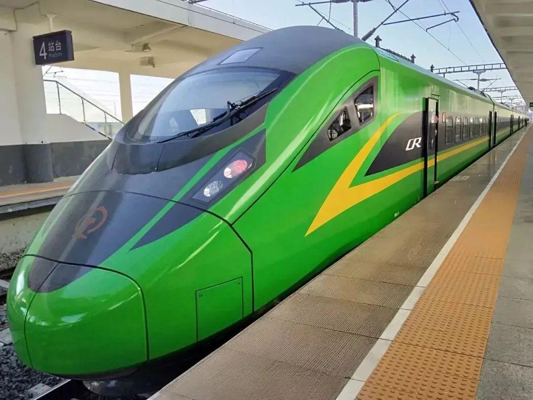 定了!神木至西安动车1月20日正式开行