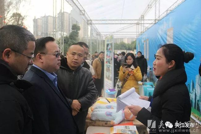 """2019""""春风行动""""招聘会今日启动,现场火爆……"""