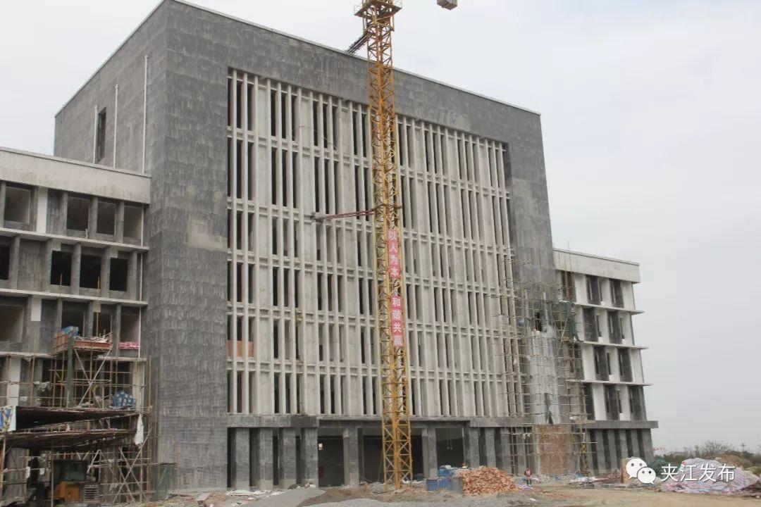 亲,你关注的这个学校迁建项目最新施工进度来啦!
