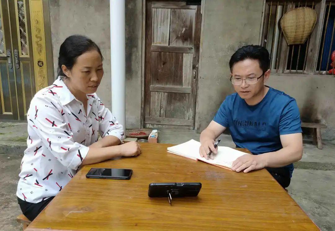 一个都不能少!仁寿这个乡村教师一直在努力!