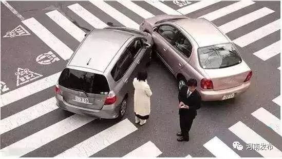 "�Q壁人以后不用再出""交通事故停��M""啦!"
