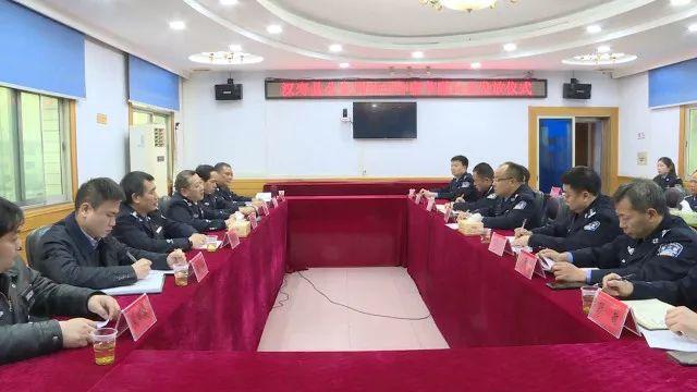 李忠同志到汉寿开展2018年春节慰问工作