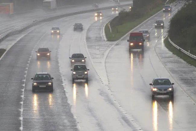 【速看】中秋遇上雨,山西多条高速路受影响→