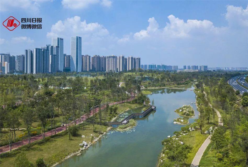 四川拟遴选6-7个县城试点公园城市建设,快来为仁寿打call吧!