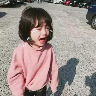 最新微信小孩头像可爱小女孩高清