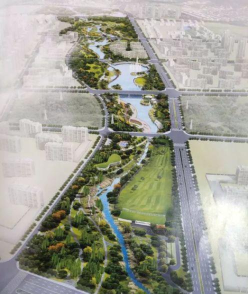 【喜大普奔】新郑将新建省级湿地公园,快看在你家门口不?