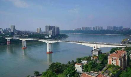 请绕行!泸州长江大桥等四座桥梁今起实施临时交管