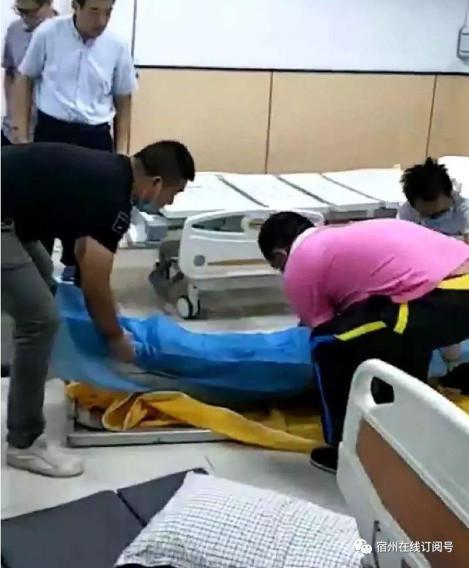 泗县双语中学学生死亡警情通报