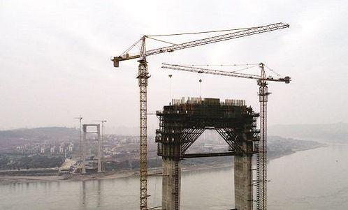 啥子情况?泸州长江二桥停工超半年!原因是...