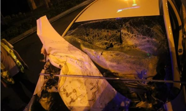 凌晨醉驾!安徽19岁小伙开共享汽车上路,结果……
