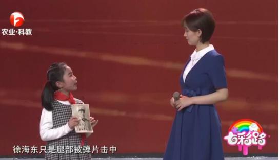 金寨这些学生亮相安徽广播电视台!