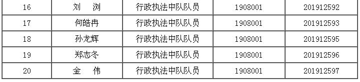 27人!金寨招聘政府购买服务岗位拟聘用人员公告来了!