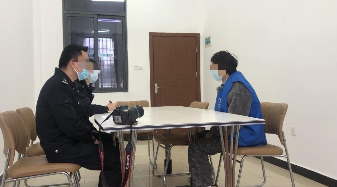 """【应城公安】被迫签下""""卖身契"""""""