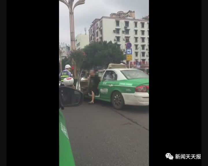 一位出租车驾驶员被行政拘留,原因竟然是?