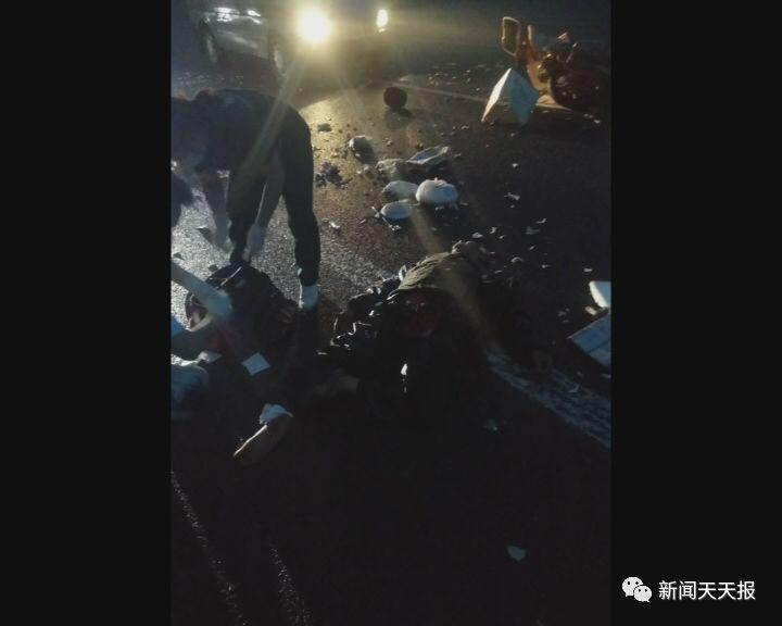 青平镇一老人进城卖菜,途中被撞重伤面临截肢,肇事司机却一走了之