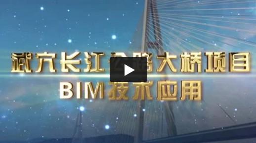 【视频】武穴长江公路大桥项目BIM技术视频演示