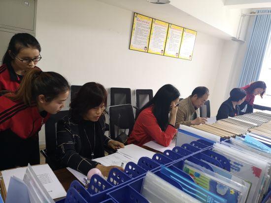 仁寿县顺利通过民办幼儿园年检抽查