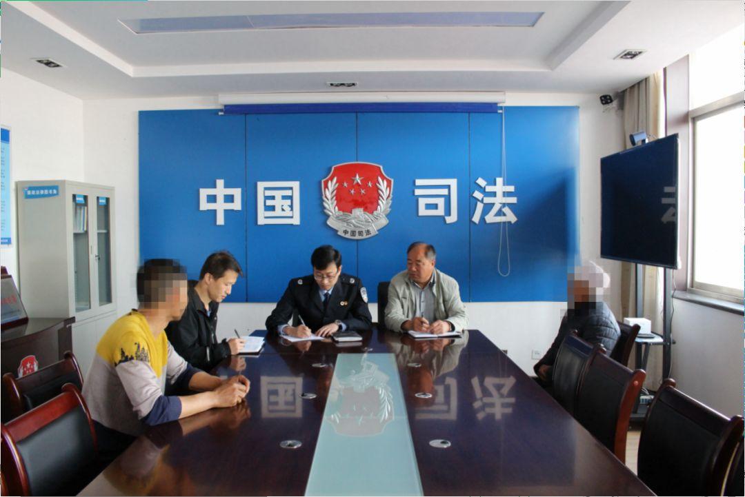 峪泉镇司法所成功化解一起动物致人损害赔偿纠纷