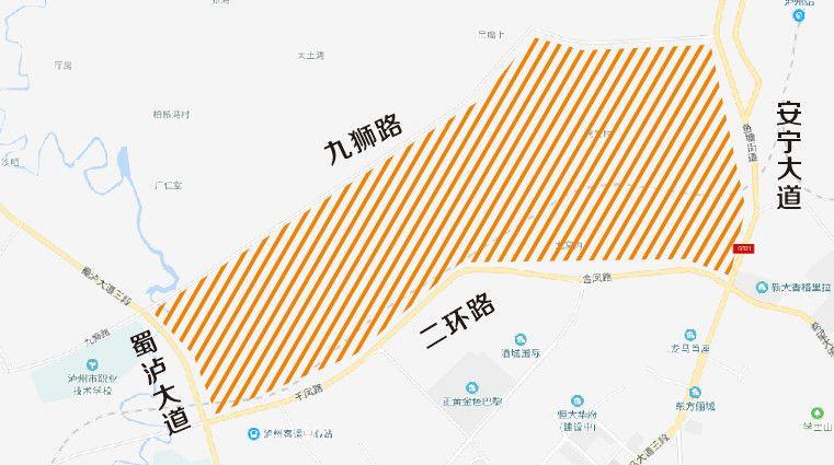 泸州高铁新进展:站房建筑面积1.4万m2,3条高铁共站