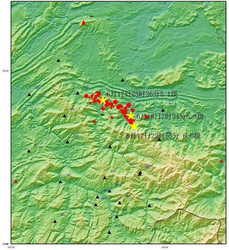 四川�L��6.0�地震原因是啥?�楹斡嗾鸩�啵�<医庾x�砹耍�