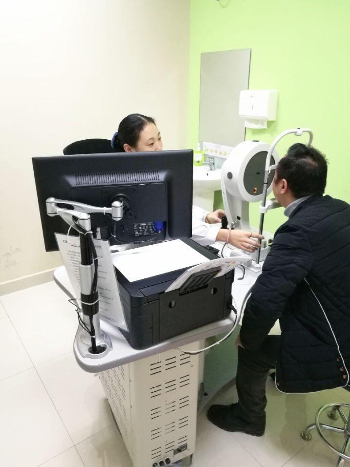 新年了,一批高端眼科诊疗设备落户枝江爱尔眼科医院